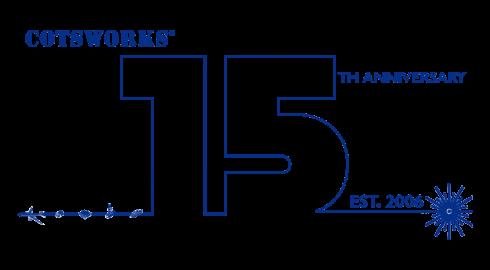COTSWORKS Celebrates Its 15th Anniversary